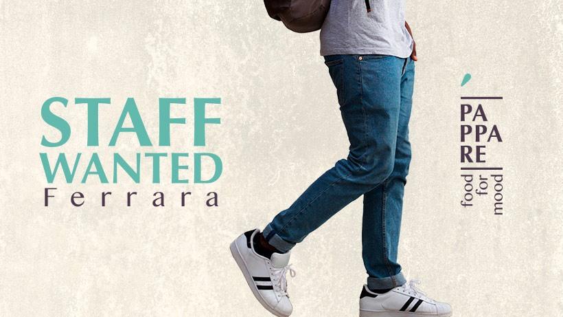 Pappare' Ferrara - jobs
