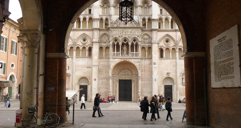 Pappare' Ferrara opening soon