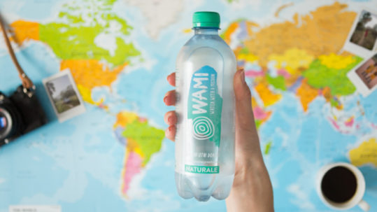Wami - l'acqua con una missione